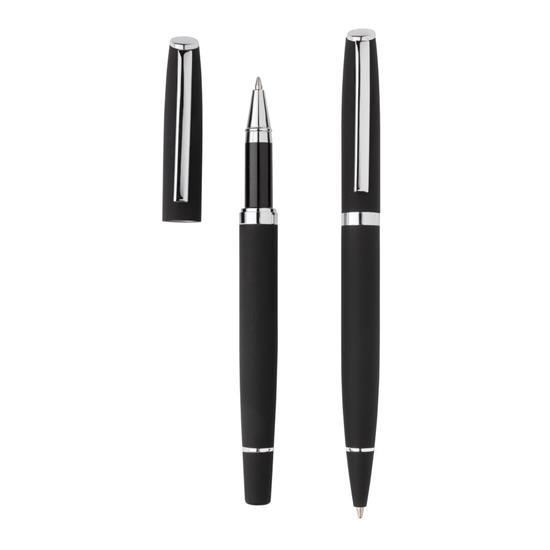 Penna Deluxe 2st med tryck Svart