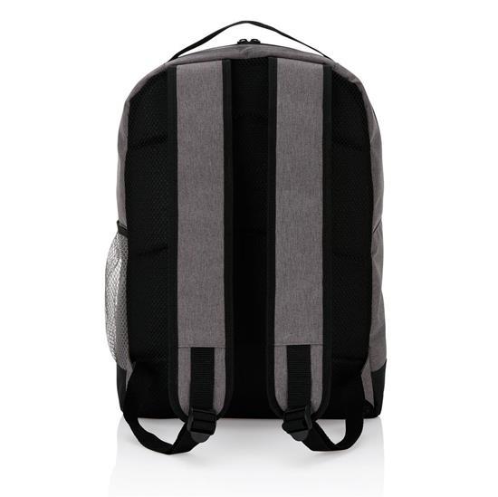 Ryggsäck Modern 18L med tryck Grå