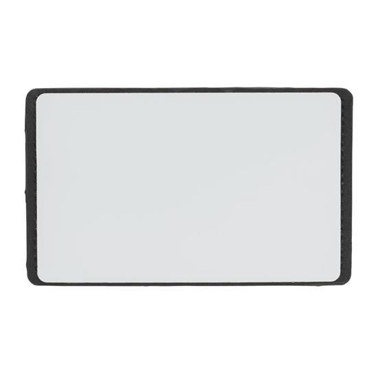 Korthållare 3-i-1 RFID för mobilen med tryck Svart