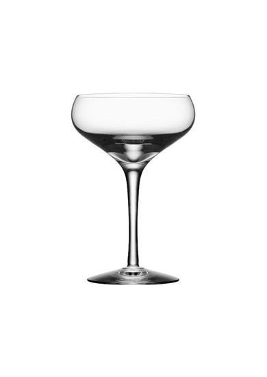 Orrefors MORE Coupe 2st 21CL med tryck Transparent