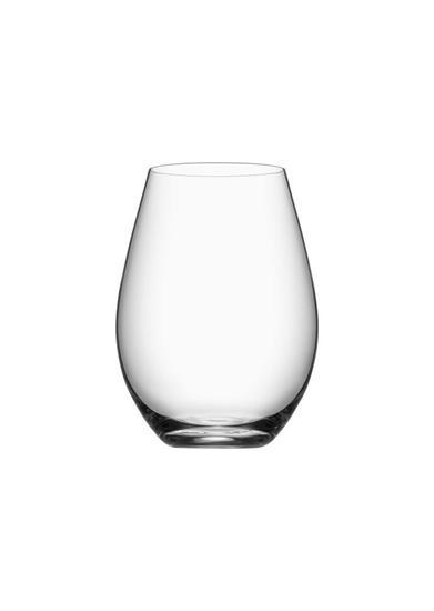 Orrefors ENJOY Karaff & 2st MORE Tumbler glas med tryck Transparent
