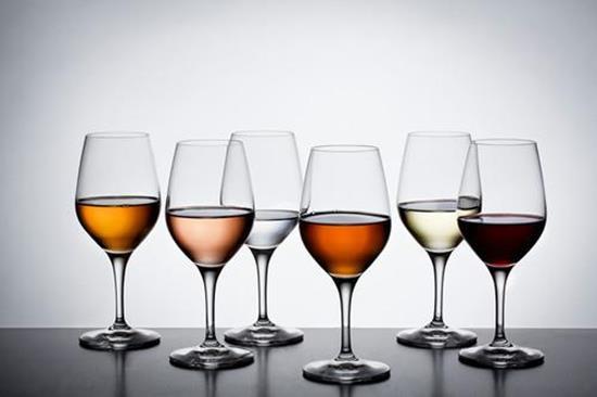 Orrefors SENSE Allround Vin 27,5 CL 6st med tryck Transparent