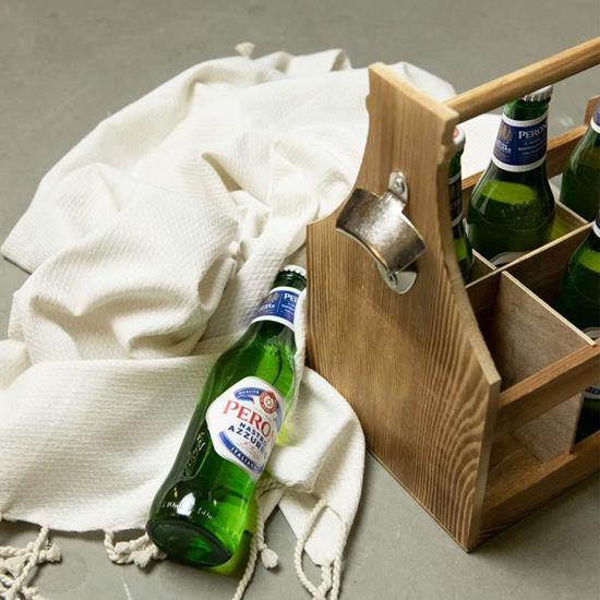 Bild på Sommarpaket med Dryckeslåda & Strandhandduk