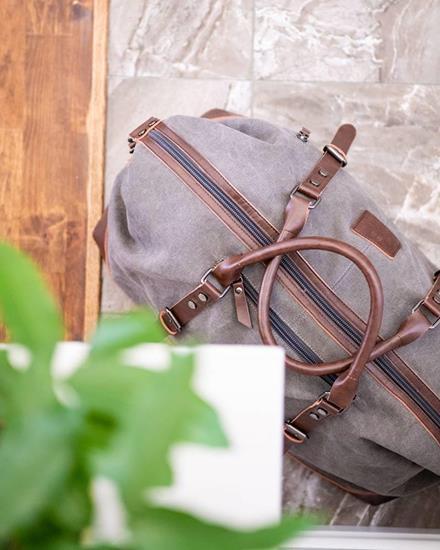 Bild på Sommarpaket med Duffelbag & Termos
