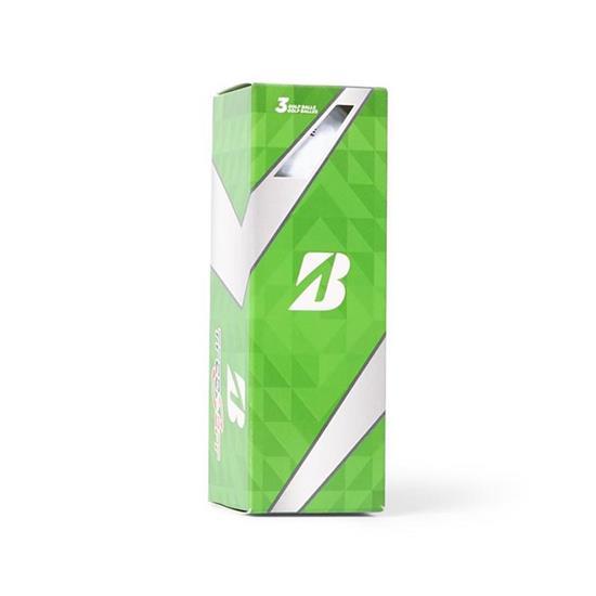 Golfboll - Bridgestone Treosoft med tryck Vit