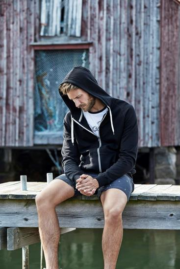 Bild på Urban zip hoodie