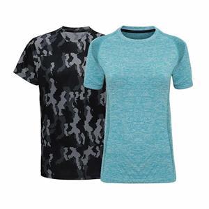 Tränings T-shirt med tryck