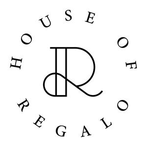 House Of Regalo med tryck