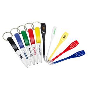 Golfpennor med tryck