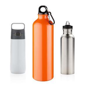 Metallflaskor med tryck