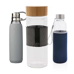 Glasflaskor med tryck
