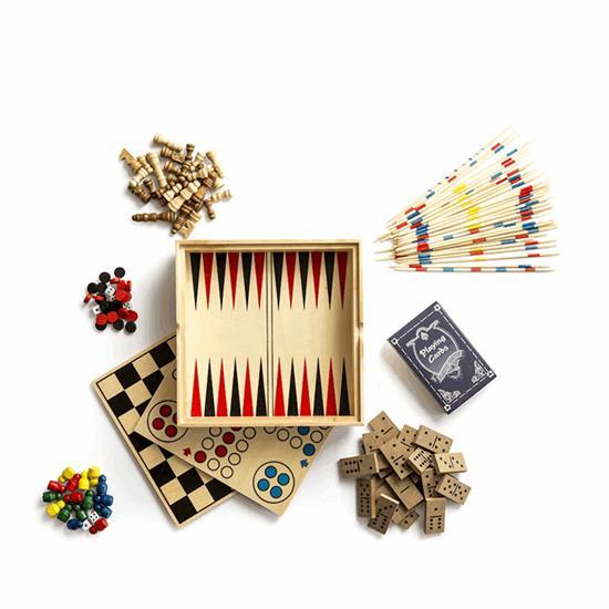 Bord & Kortspel med tryck