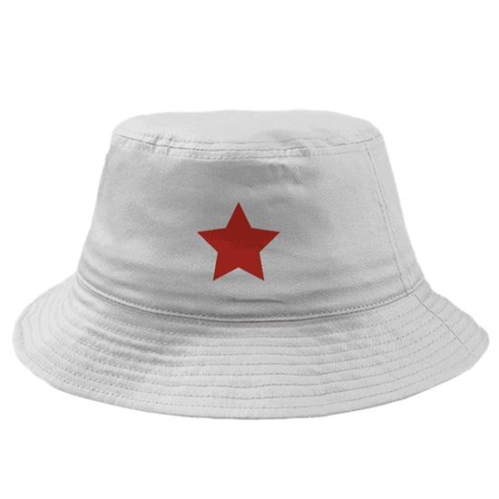 Hattar med tryck