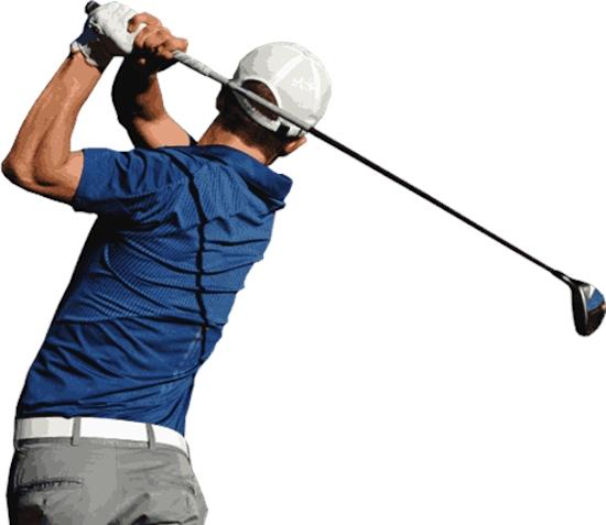 Golfkläder med tryck