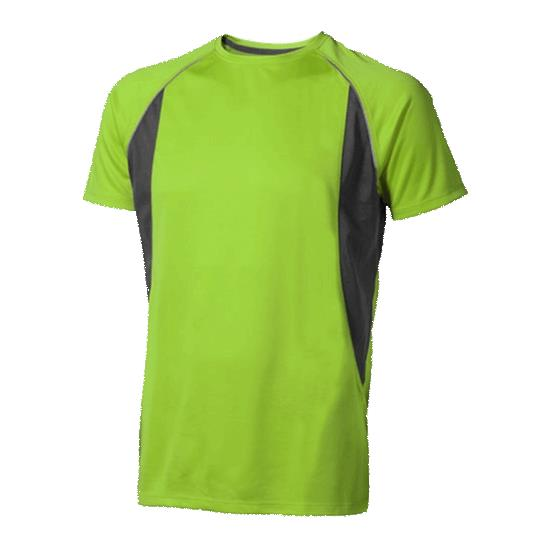 Sport- & Funktions T-shirt med tryck
