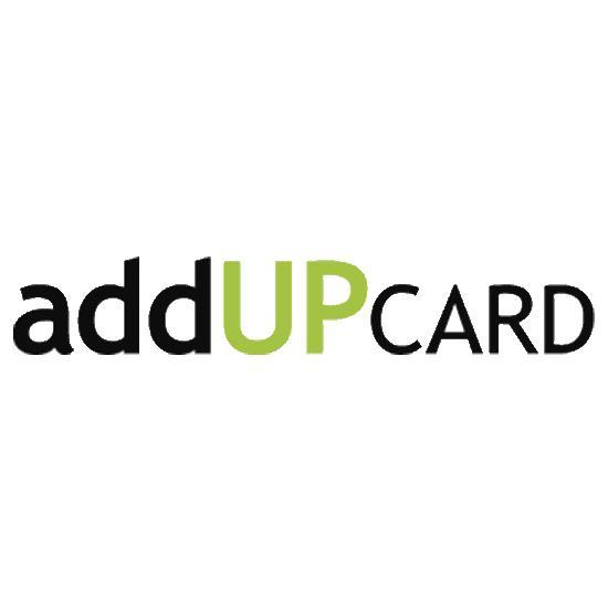 addUPcard med tryck